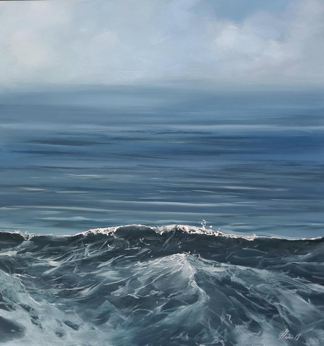 WASSER & WELLEN - Deep Blue Sea